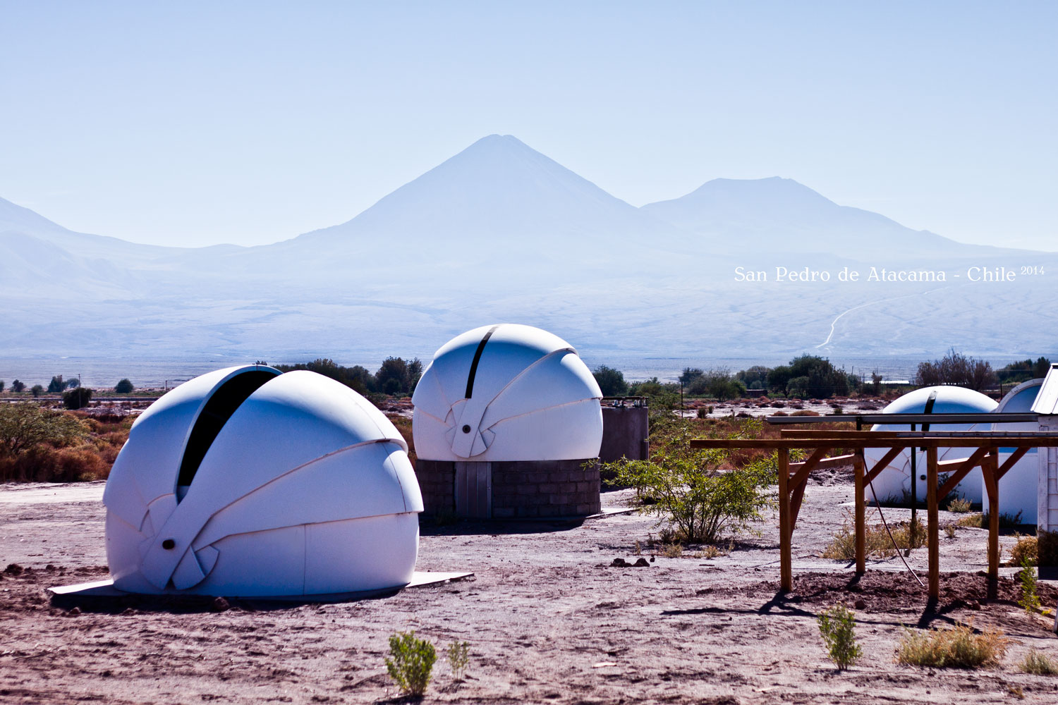 Some dome near San Pedro de Atacam - Chile 2014